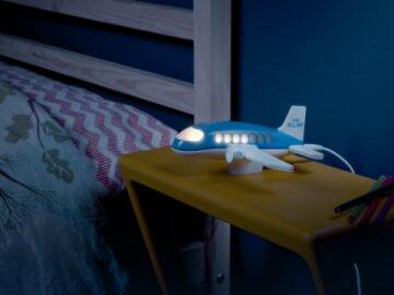 KLM Night light