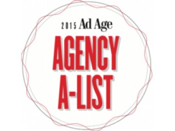 Ad Age 2015 Agency A-List Standouts