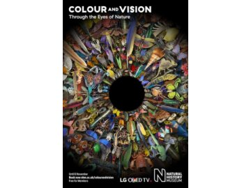 NATURAL HISTORY MUSEUM: Colour and Vision