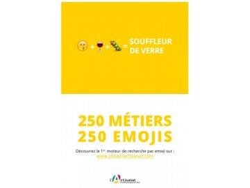 250 Métiers. 250 Emojis 2