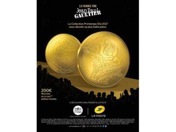 Monnaie de Paris X Jean Paul Gaultier 1