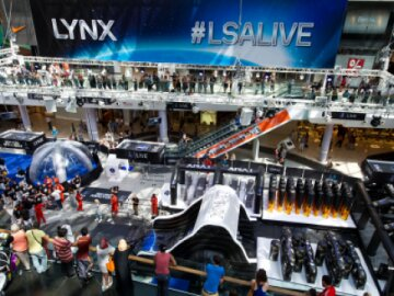 Lynx presents LSA Live at Westfield - the highlights