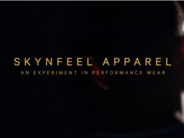 SKYNFEEL™ Apparel - an experiment in sports performance apparel by SKYN® Condoms