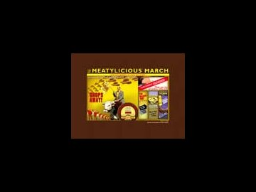 Meatylicious March