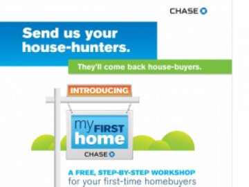 Chase Mortgage Realtor Campaign