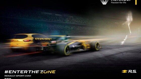 #EnterTheZone avec We Are Social et Renault Sport