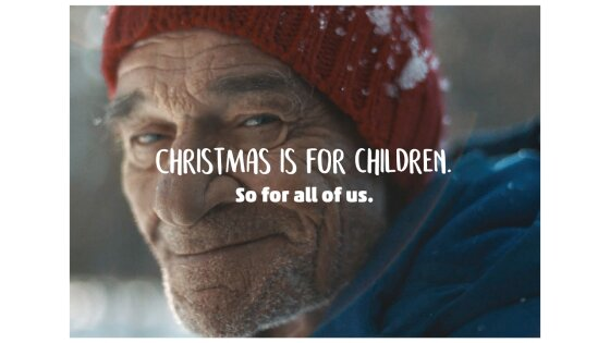 Find your inner child with Penny market and Serviceplan Campaign