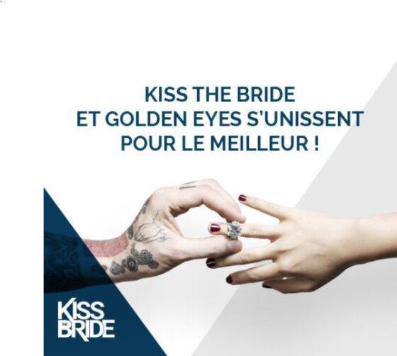 Kiss The Bride intègre Golden Eyes et poursuit sa croissance