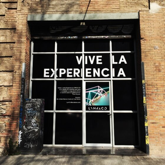 LYNK & CO Creates a Unique Experience in Barcelona