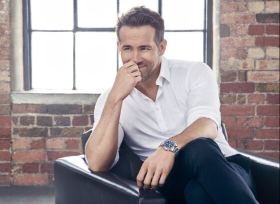 Piaget Polo S : play a different game starring Ryan Reynolds