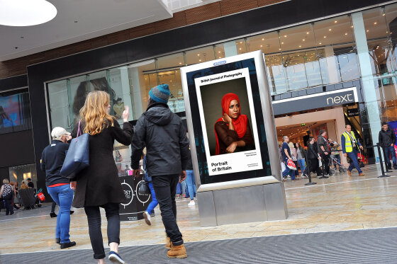 JCDecaux and British Journal Photography partner for UK-wide exhibition