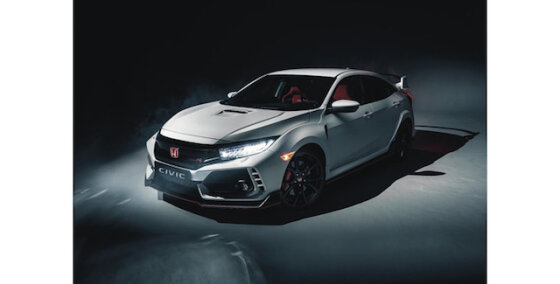 SOUTHPAW WINS HONDA CIVIC TYPE R BUSINESS