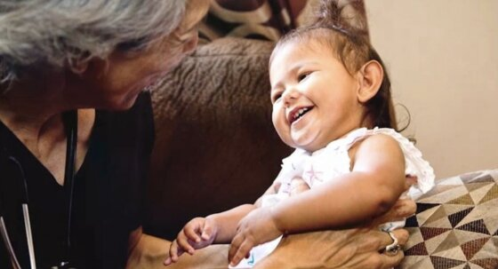 Children's Hospice Care: TBWA Gracefully Addresses One of Life's Toughest Topics