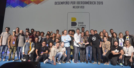 DDB Latina Is Named Once Again The Most Creative Network Of Ibero-America