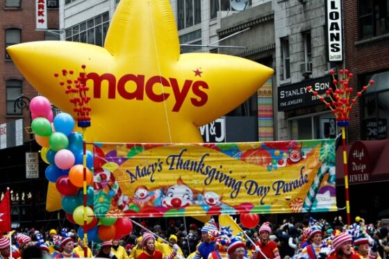 The Daily Forum: Macy's Thanksgiving Parade, Fake Target Ad Goes Viral, Hilarious Parody Ads, Kit Kat Emoji, Publicis Groupe Employee Win, and More