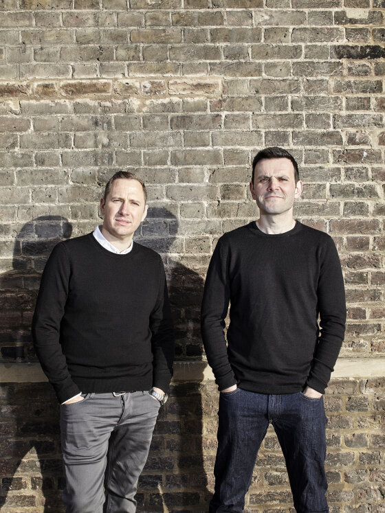 Havas Creative Group appoints Andy Sandoz and Ben Mooge as Joint Executive Creative Directors of Havas London
