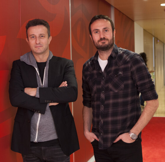 Publicis Milan Appoints New Executive Creative Directors  Luca Cinquepalmi and Marco Venturelli
