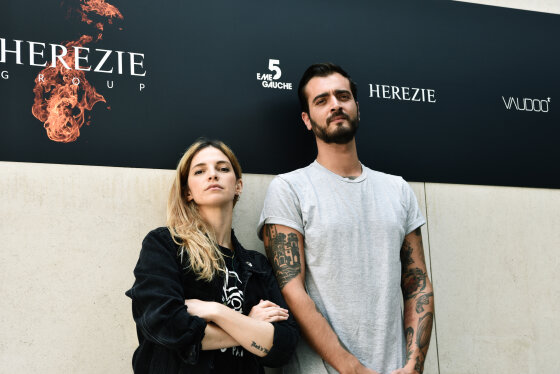Herezie Group à l'heure Italienne