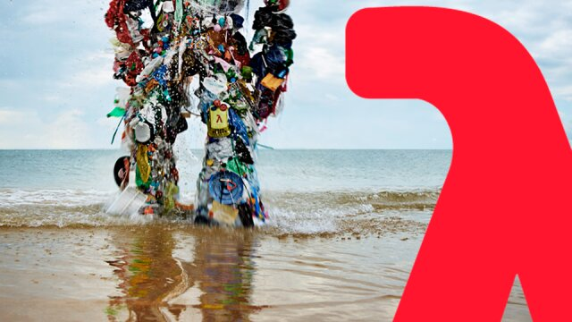 Plastic Monster: Rankin for Surfrider Foundation