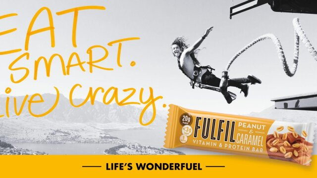 Fulfil Nutrition launch 'Life's Wonderfuel' with the community London