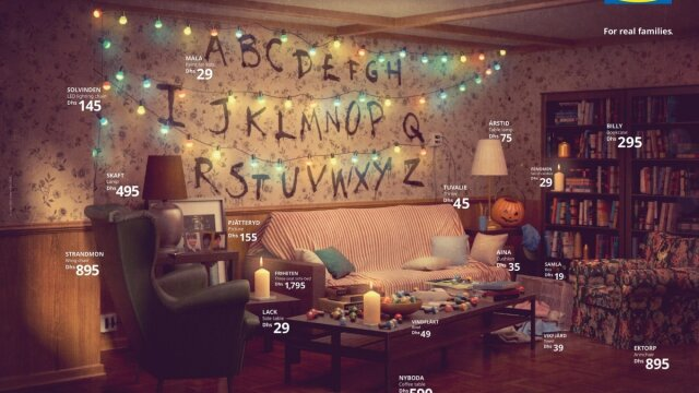 Publicis Spain & IKEA: Real Life Series