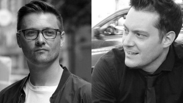 Two Heads Are Better Than One: Dan & Pete, Creative Directors, George P. Johnson