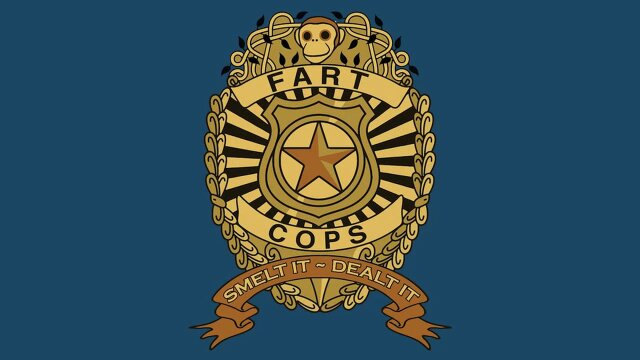 Fart Cops: Episode 1 -- The Case of The Case of Missing Bananas