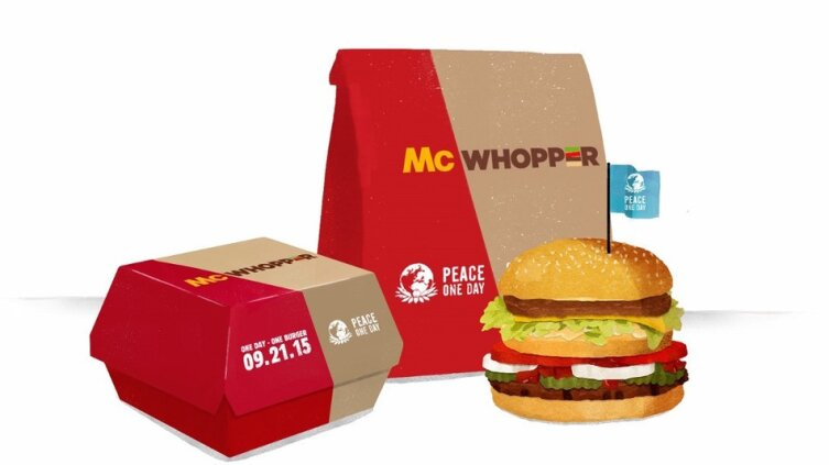 mcdonald s and burger king merger their disadvantages