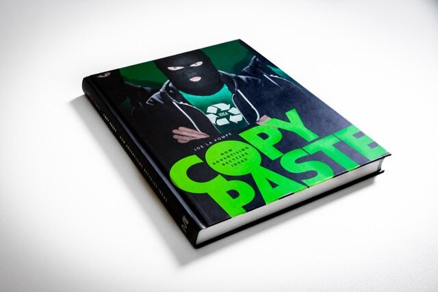 COPY PASTE – or how to make advertising agencies shiver with a book