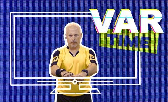 Ad of The Day: VAR Time