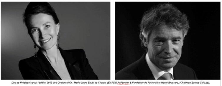 Chatons d'Or : Le Jury de la 8ème édition.