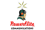 powerflite-communications logo