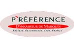 preference logo