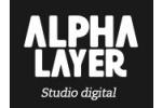 alpha-layer logo
