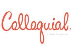 colloquial logo