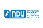 notre-dame-university logo
