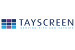 fifescreen-tayscreen logo