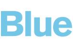 blue-advertising logo