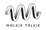 walkie-talkie logo