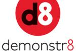 demonstr8 logo