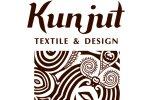 kunjut-textiledesign logo