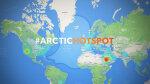 """""""Arctic Hotspot"""" : le WWF France détourne Snapchat pour sensibiliser les jeunes aux conséquences du dérèglement climatique."""