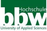 bbw-university-of-applied-science logo