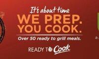 We Prep. You Cook.