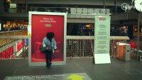 Petite pause en gare