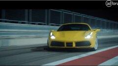 JWT Discusses Pennzoil Ad Featuring Ferrari 488 GTB