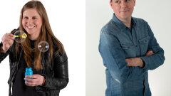 A Trial By Fire: Jason & Anne, Associate Creative Directors at  George P. Johnson