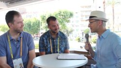 Jose Goncalves and Eco Moliterno (Accenture Interactive)