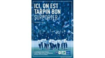 Soutien à l'équipe de France : Alpes Provence