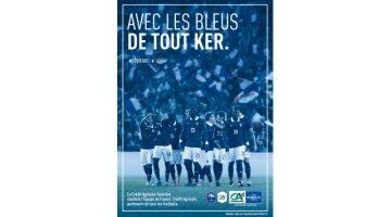 Soutien à l'équipe de France : Finistere